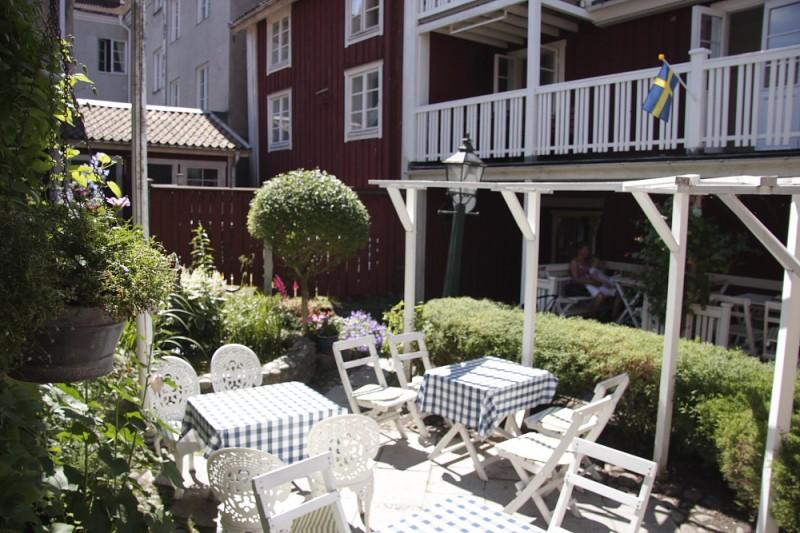 Innergård caféet