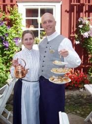 Hotell Sundsgården - Värdparet